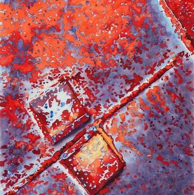 Järnklackar, 56 x 76 cm